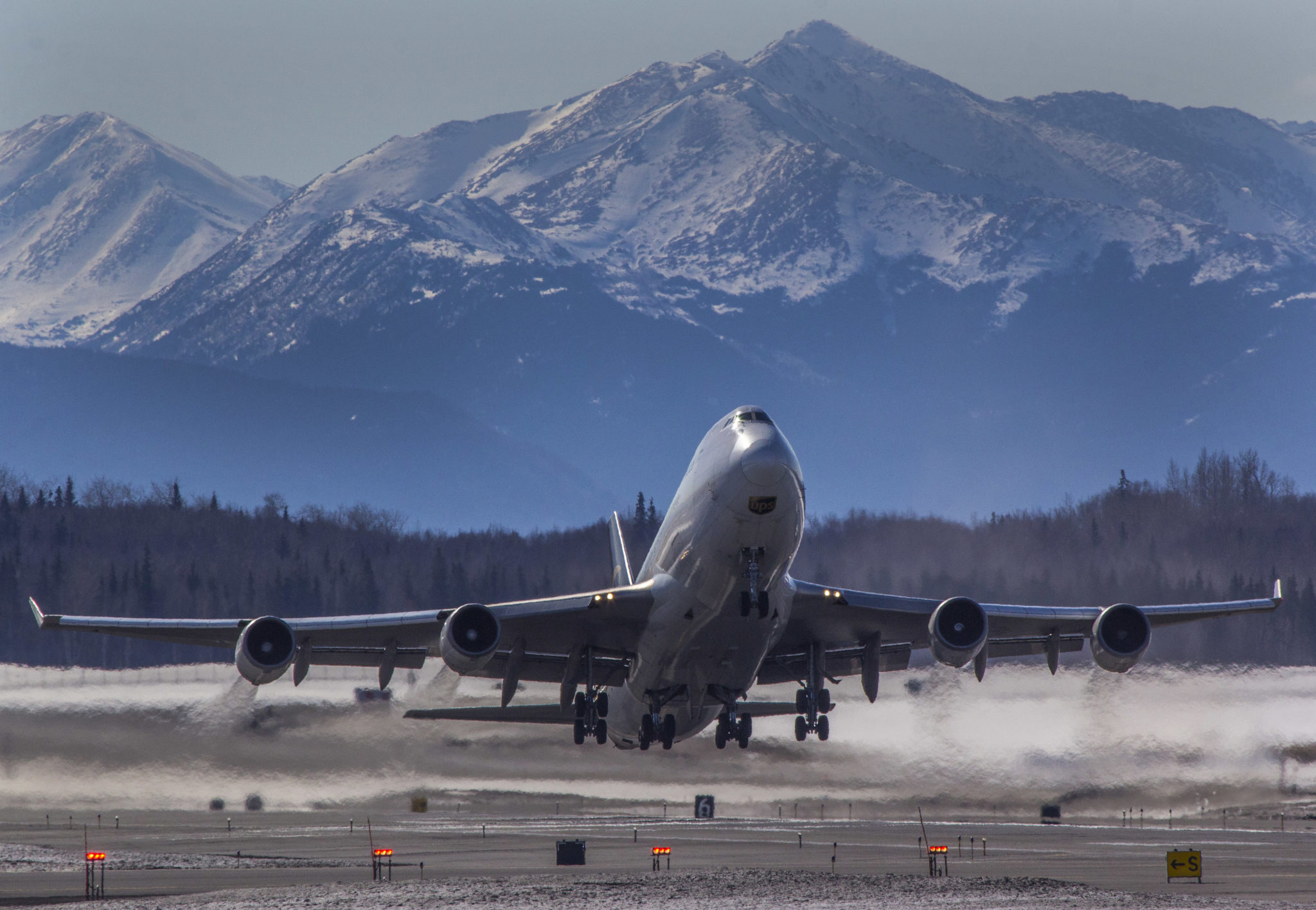 Anchorage Airport Wins Air Cargo Awards | Alaskafoto | Aircraft Photography