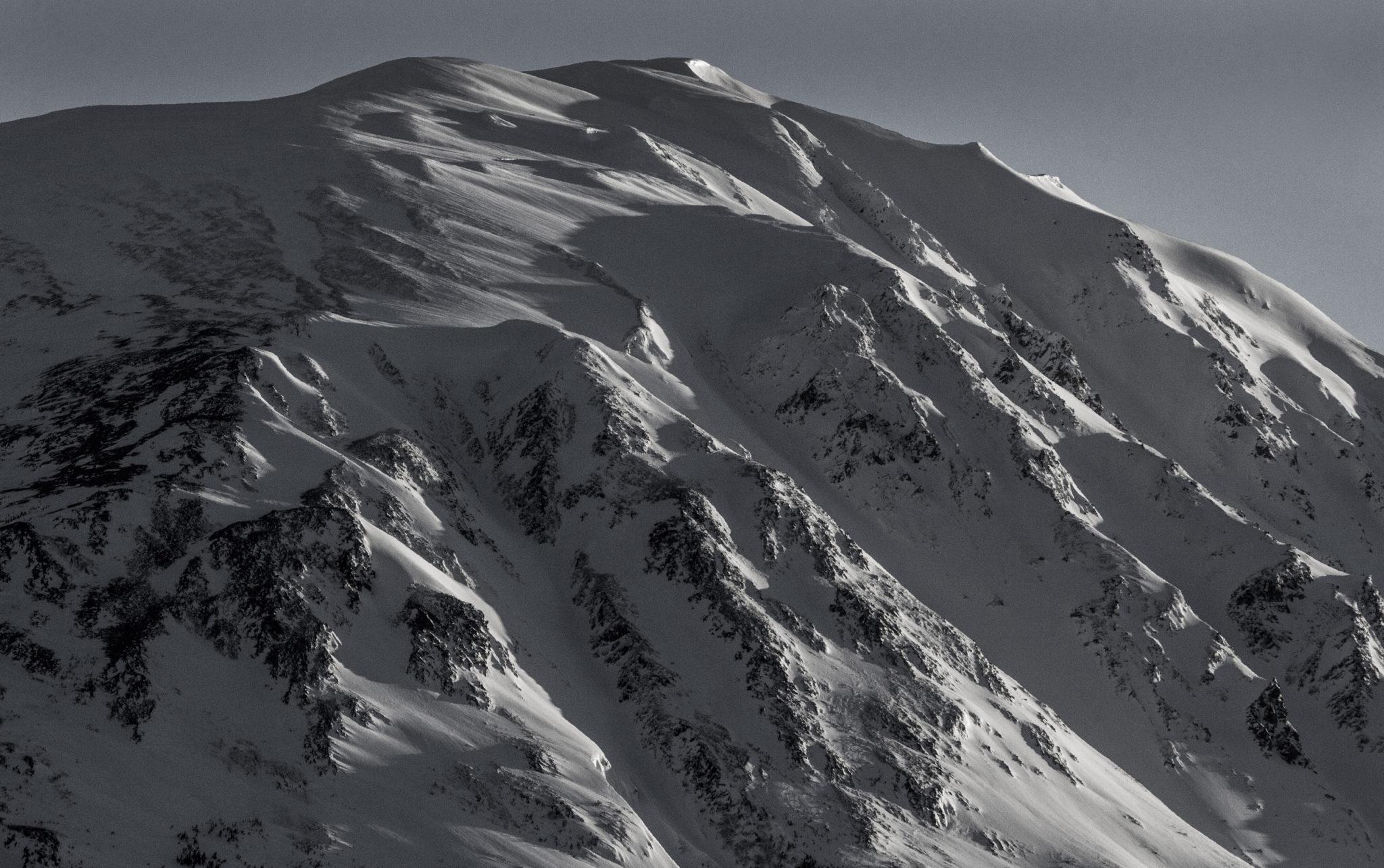 peaks around the Turnagain Arm, south of Anchorage - Alaska photography   Alaskafoto