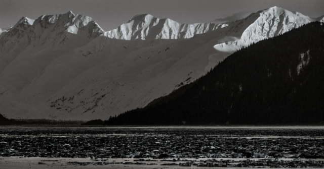 mountains and peaks around the Turnagain Arm - Alaska photography | Alaskafoto