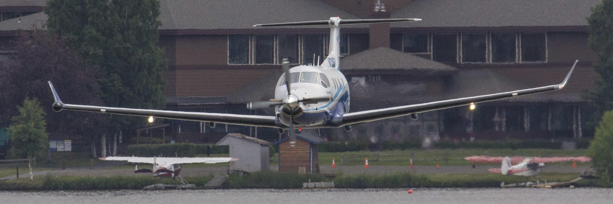 Alaskafoto aircraft image