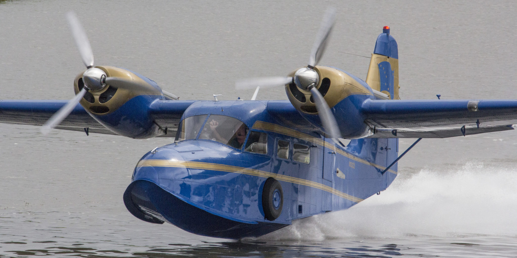 Alaskafoto image of a GRumman Widgeon
