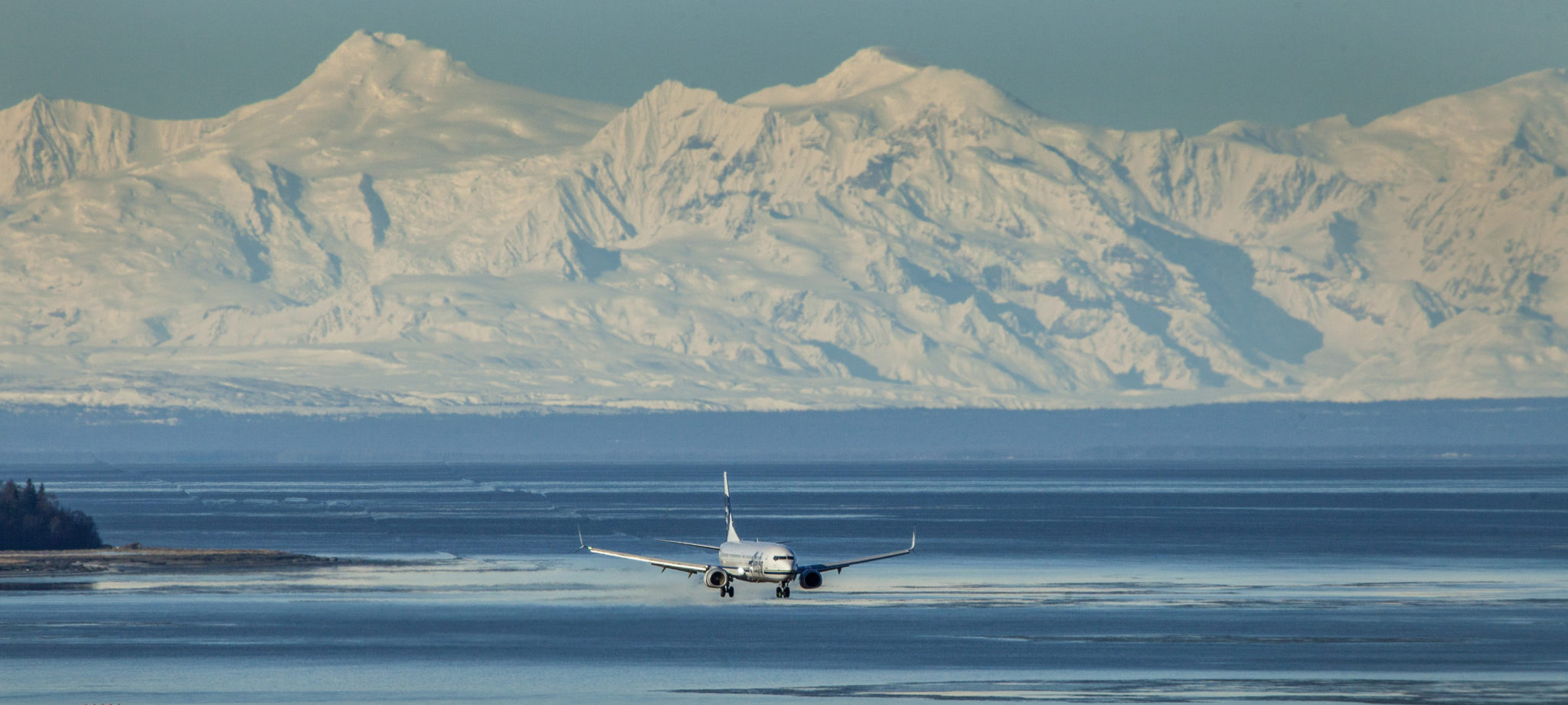 Aviation Photography in the Snow - Best Alaska Photography | Alaskafoto