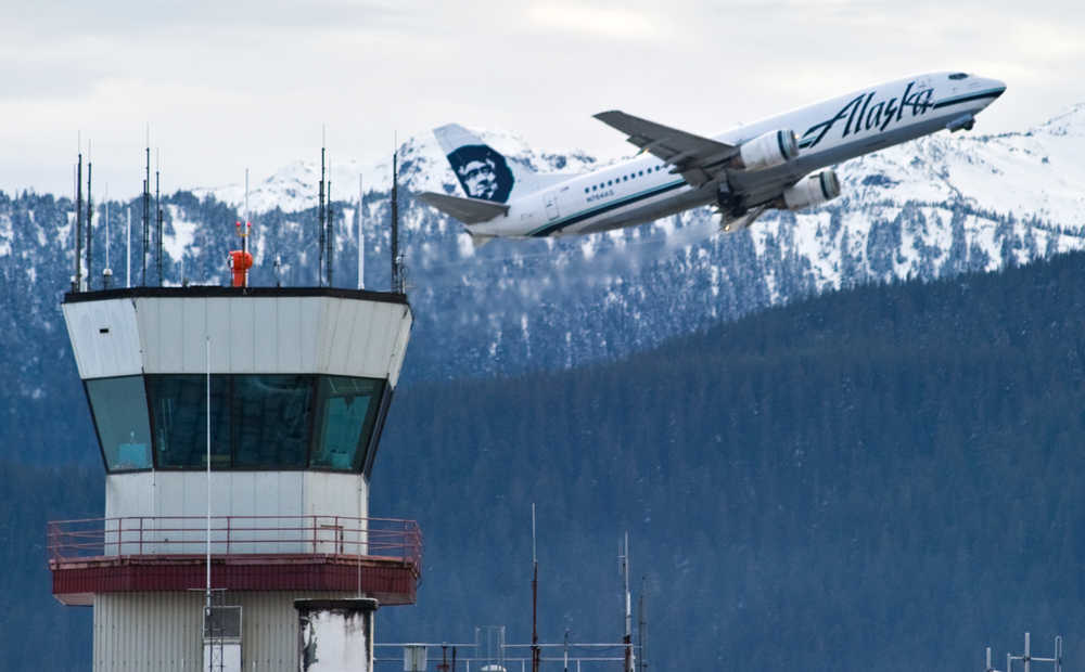 alaska air cargo | aircraft photographer |  aircraft photography | Alaskafoto