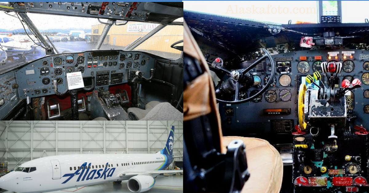 Aircraft Photographer |  alaska air cargo | Aircraft Portraits | Alaskafoto