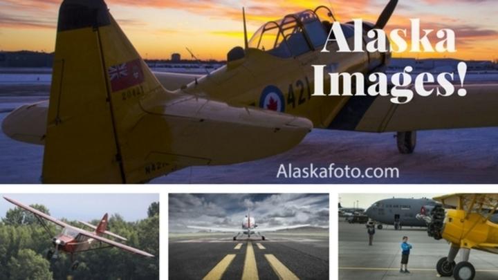 Alaska Images - Aircraft Photography & Alaska photography | Alaskafoto