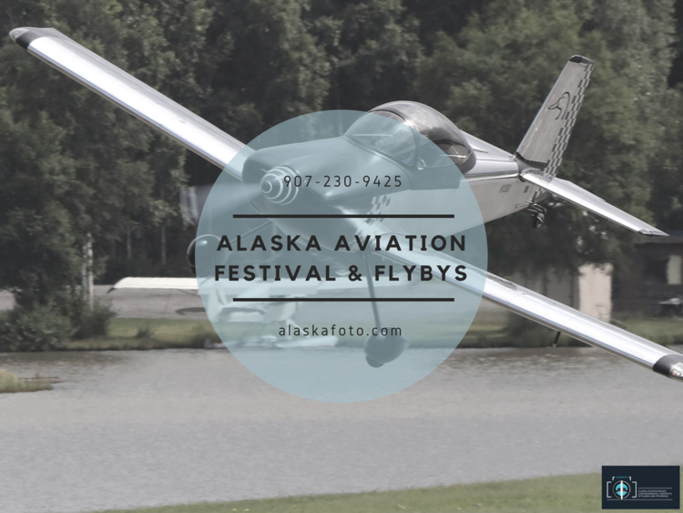 Alaska Aviation Festival & Flybys - Aircraft Photographer - Alaskafoto