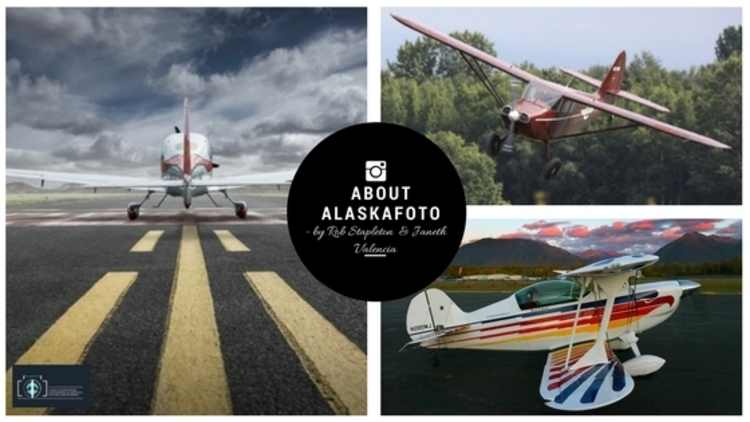 About Us - Alaskafoto | Aircraft photography & Aircraft portraits Alaska