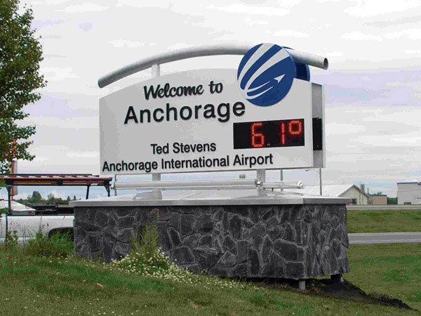 Anchorage International Airport: Best Place for an Aircraft Photographer - Aviation photography, air cargo | Alaskafoto.com