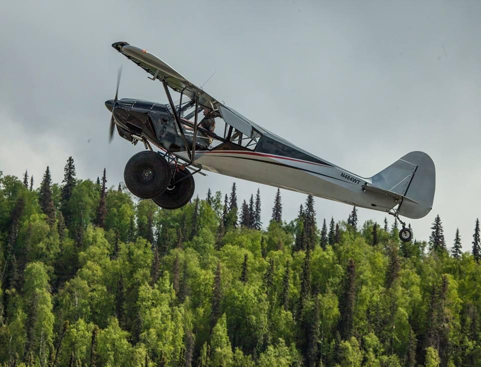 The art of aircraft photography, aircraft air cargo l Alaskafoto