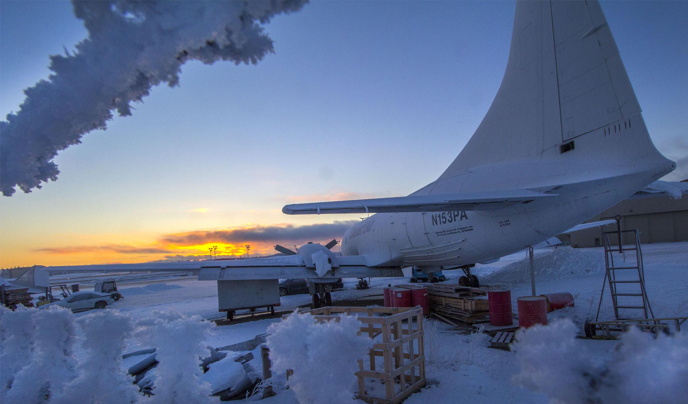 Aerial Alaska photography - Aircraft portraits | alaskafoto